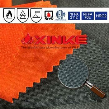 Xinke meta/para aramid iiia fire retardant fabric cloth fabric