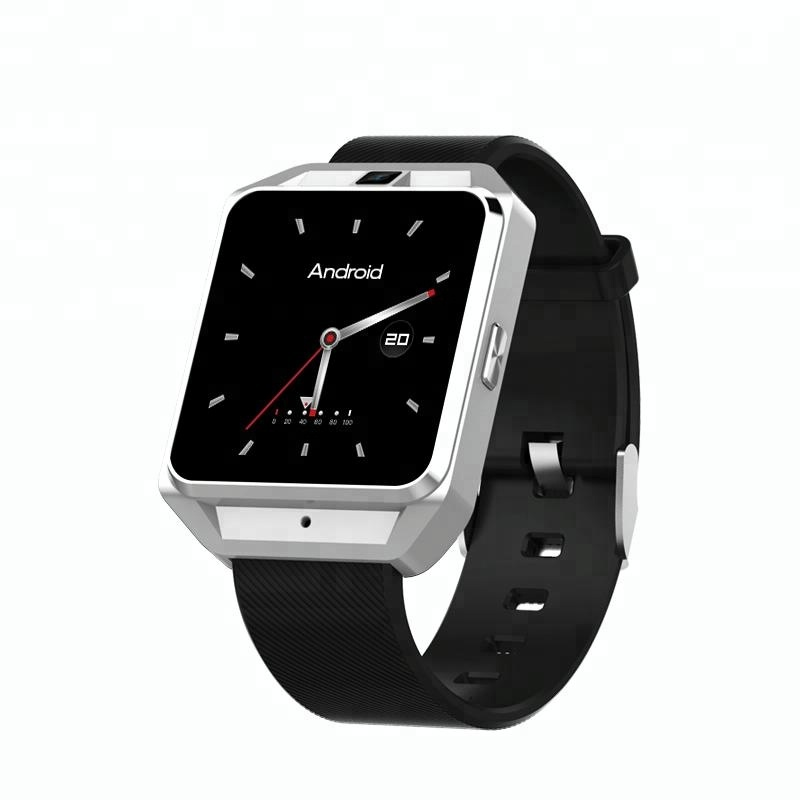 Mobile Watch Phones 4G Sim Card WIFI GPS MTK6737 Android 6.0 OS Customize With SDK