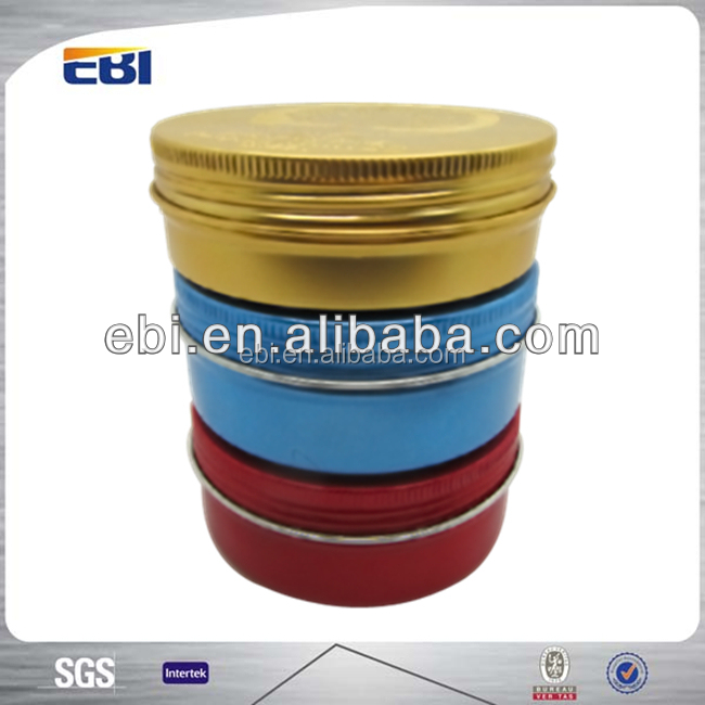 Manufacturing mini aluminum jar