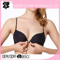 China Lingerie Manufacturer Women Sexy Lingerie Padded Bras for Mature Women for ladies