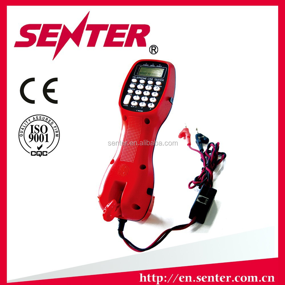 SENTER Electrical Instruments Telephone Line Tester
