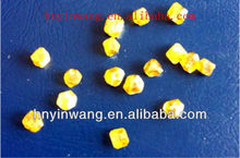 Rough synthetic monocrystal diamond