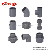 PVC PIPE FITTINGS/ PVC FEMALE UNION/MALE UNION/TEE/COUPLING