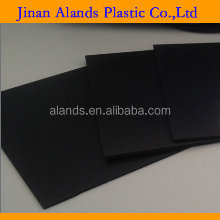 4mm pvc sheet black plastic pvc foam sheet PVC Rigid sheet