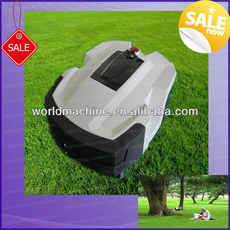 C089 grass cutting/robot grass trimmer/lawn mower