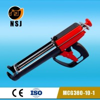 380ml Coaxial Sealant Caulking Gun for Sealant/Slicone /Epoxy Material