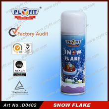 fake snow spray