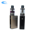 China manufacturer glass atomizer e cigarette no leakage glass vaporizer box mod