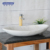 Handcraft high quality bathroom natural stone washing hand sink vessel