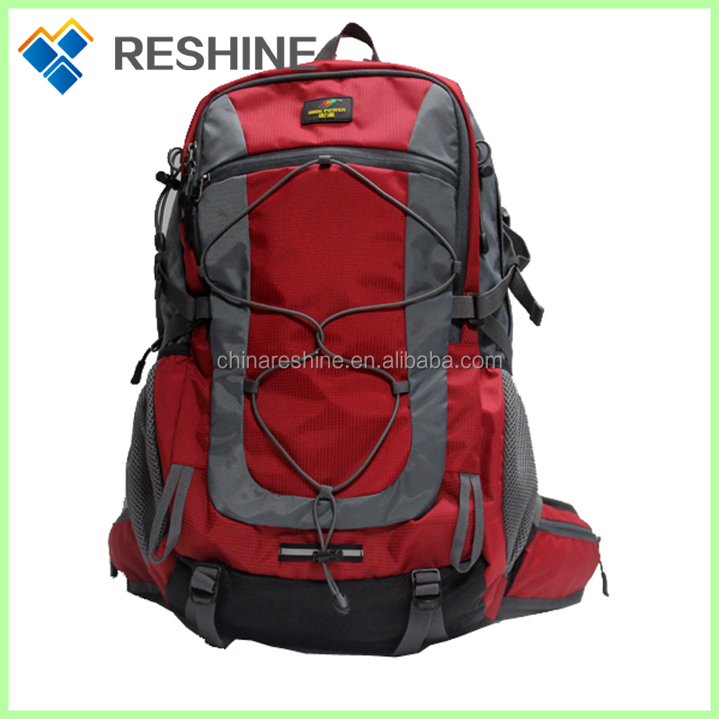 China wholesale custom backpack climbing backpack sports backpack folding travel golf bag