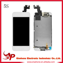 Accept Paypal!!! Lcd Touch Screen For Apple Iphone 5s,For Iphone 5s Lcd,For Iphone5s Lcd