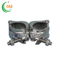 600g galvanized Steel Pressed Korean type scaffold clamp