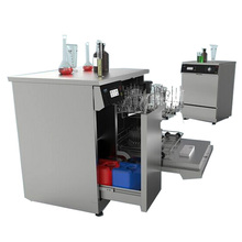 Aurora-F1 Laboratory Glassware Bottle Washer Machine