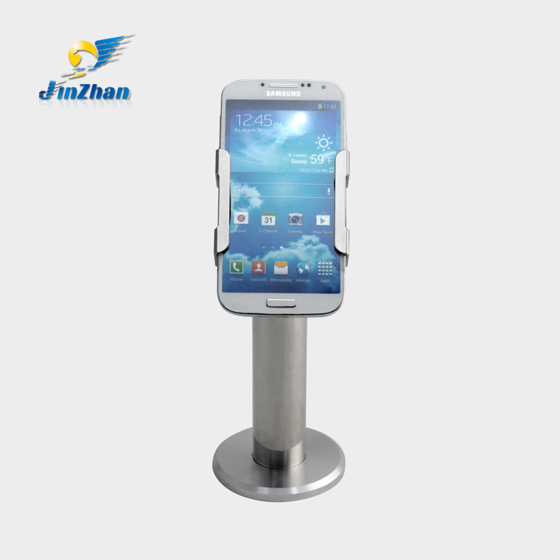New gadgets 2017 mobile phone security stand,cell phone retail display stands