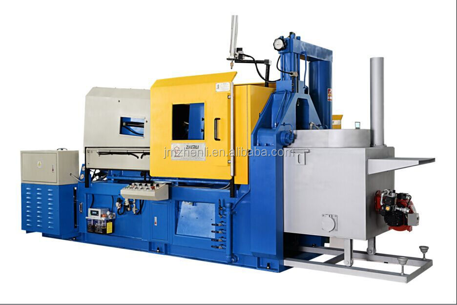 zinc alloy hot chambr metal die casting machinery
