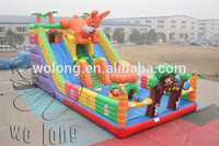 giant slip and slide, inflatable water slides china