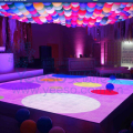 indoor LED flooring from LINSO LED for play ground