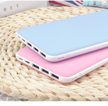 Portable Phone Charger 20000mAh Ultra-thin Mobile Power Bank