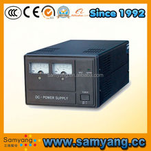 Ship communication equipment AC DC power supply 13.8V 20A with ampere meter and voltmeter