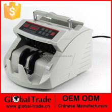 H0146 Bank Note Currency Counter Count Detector Money Fast Banknote Counter Machine