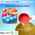 FDA food grade silicone rubber for Bottles making
