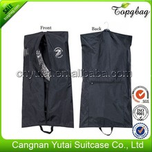 Low price promotional large garment bag luggage