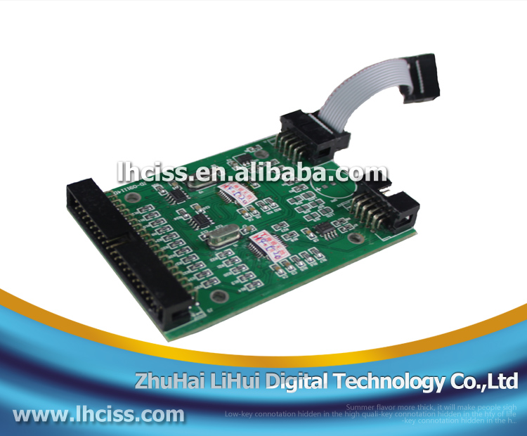 Decoder/Chip/ decryption card for hp 81/91 Designjet 5000ps 5500 5000 Z6100 Z6200