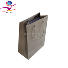 sos eco friendly paper shopping bag foldable