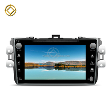 9 inch 1080P touch screen car tv dvd player for Toyota Corolla 2016 android car radio gps navigator