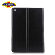 2013 New Arrival Hot Sale Ultra Thin Magnetic Smart Cover for Apple iPad Air Case Sleep and Wake Up Laudtec
