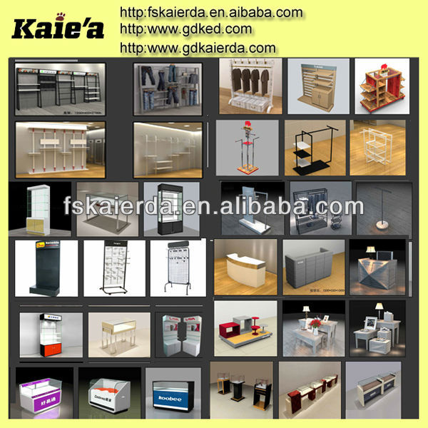 shoe store display racks and stand shoes display furniture