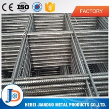 Suppliers Rebar Security Welded Wire Mesh Fence Panel Reinforcing Welded Mesh