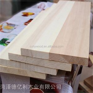 poplar Timber Type and Solid Wood Boards Type pallet wood