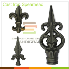 Ornamental Cast Iron Garden Fence Spear
