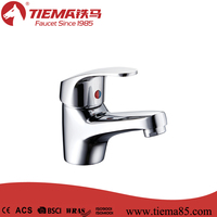 Traditional Small Brass Body Single Lever Basin Mixer(ZS70303)