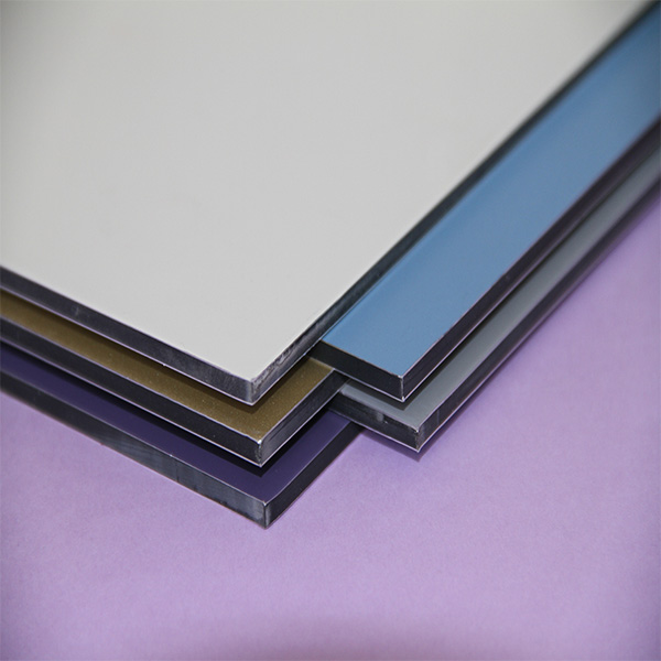 competitive polyester coated new coming 1250 mm width aluminum composite panel
