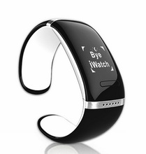 Smart Wristband L12S Oled Display bluetooth Smartwatch Bracelet for IOS and Android Phone