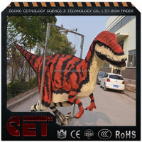 Cet-A-1052 dinosaur suit attack terrorizing dinosaur suit dinosaur suit for animation children kids movie