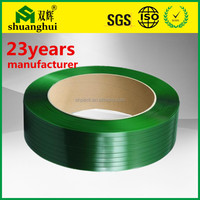 Plastic company PET materials and machine packing application polyester strapping