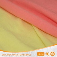 Wholesale 100% organic cotton knitted jersey fabric supplier