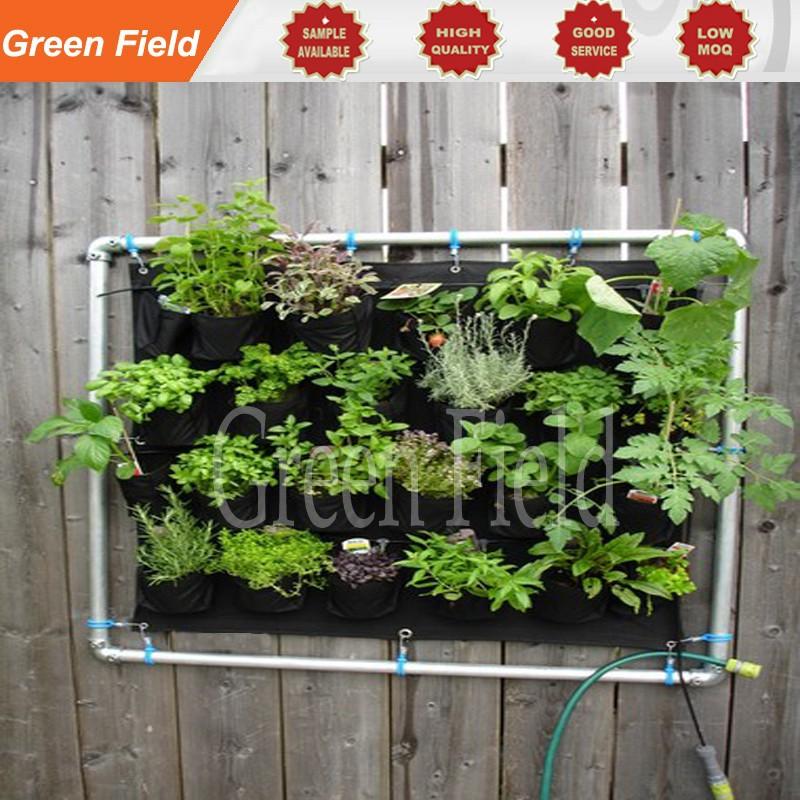 Tuin irrigatie systeem verticale tuin planter irrigatie for Verticale tuin systeem