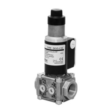 "DN25 1"" gas solenoid valve regulating valve using for natural gas pipeline"