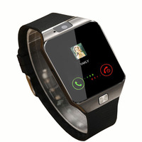 2018 WristWatch Wholesale Bluetooth Smart Watch DZ09 With Camera TF/SIM Card supported