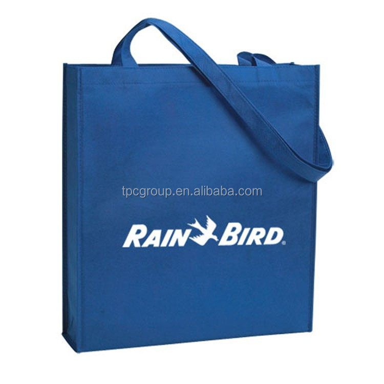Foldable non woven shoe bag