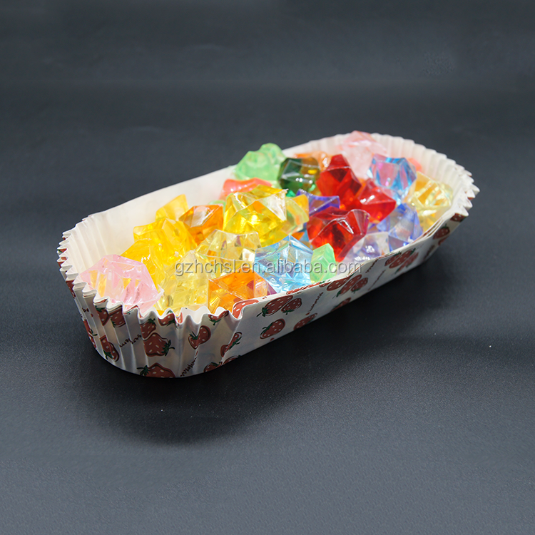Hot sales bread baking tools oilproof  PET coated baking cup,Greaseproof Baking Paper Cup  Cupcake Wrappers Cupcake Liners