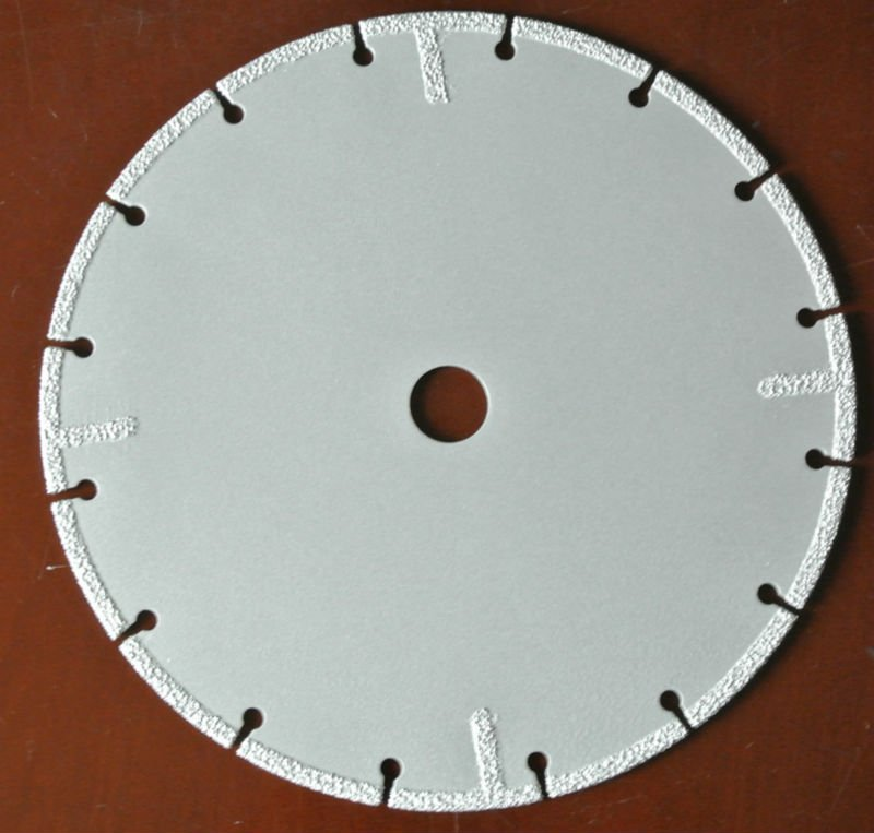 High Quality Saw Blade China Manufacturer-Welded saw for stone/concrete/glass/ceramic tile