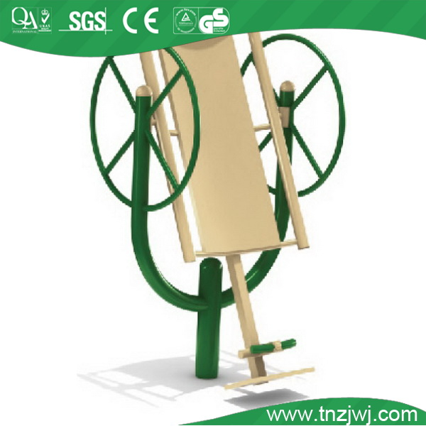 single person hand-stand tool adult use fitness playground with Europe standard