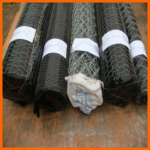 Electro And Hot Dipped Galvanized Hexagonal Mesh/Galvanized Hexagonal Chicken Wire Netting