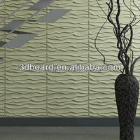 Decorative material used wall paneling exterior wall panel for building material