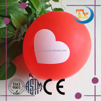 Wedding decoration colorful latex ballon